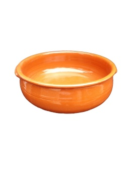Clay bowl - PAELLA