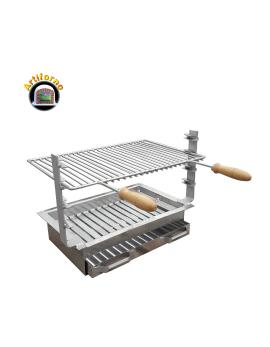 Grill pour adapter - Inox